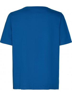 Ginger T-shirt - LOGO - classic blue