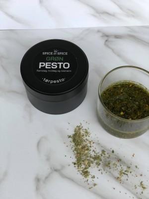 Grøn Pesto | Ramsløg, hvidløg og rosmarin