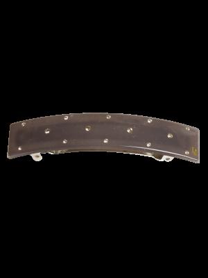 Hair clip Swarovski Muldvarp