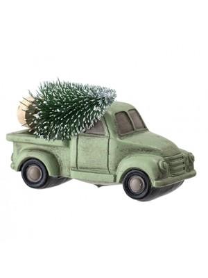 Bil, Grøn, Plastik