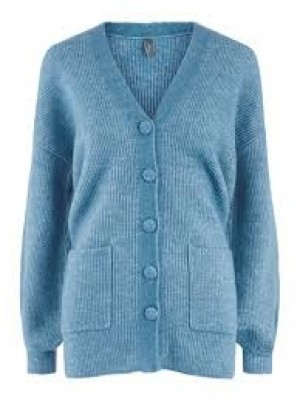 YASRIKKE LONG KNIT CARDIGAN D2D