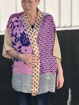 Sissel Edelbo Lotus Short Kimono