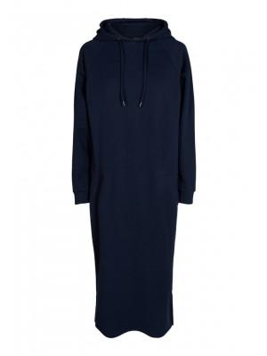 LIBERTÈ - Olympia-Hoodie Dress - Navy