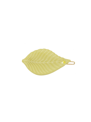 Leaf clip Creme