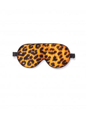 Fan Palm Sovemaske - Leopard