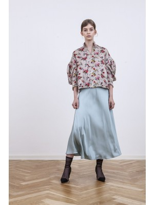 Sia skirt - Aqua blue