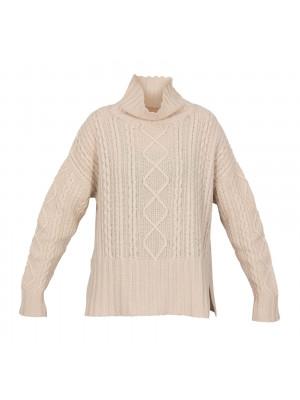 Lausanne cable knit