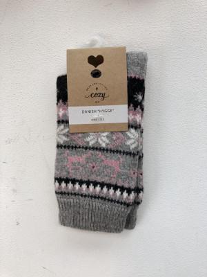 A COZY XMAS sock