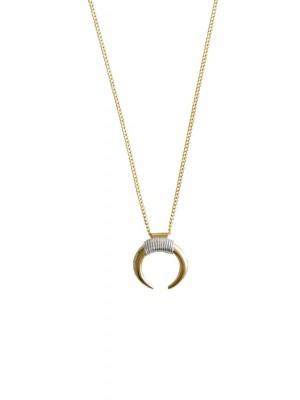Fayette halskæde - guld