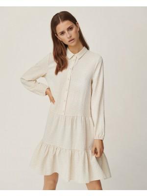 Lauralee Geia LS kjole AOP