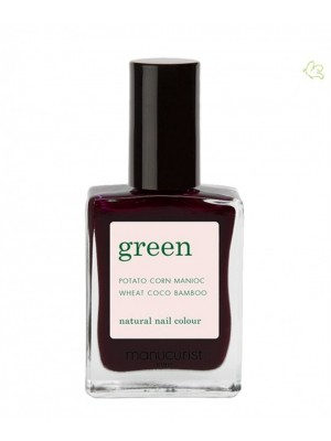 Green Manucurist Neglelak Holly Hock