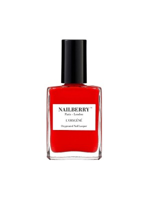 Nailberry L'Oxygéné Nail Polish, cherry cherie