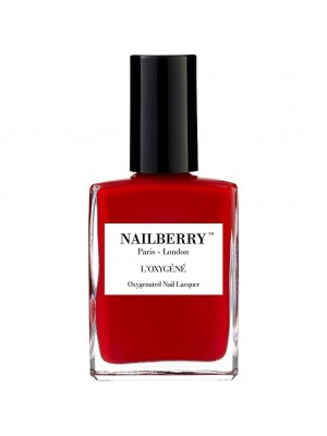 Nailberry - Rouge 15 ml - Neglelak