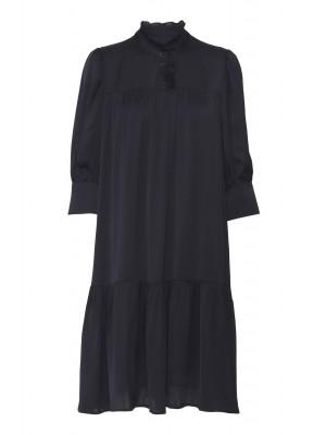 Liva dress - mørk navy