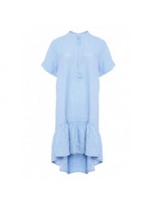 Tiffany Hørkjole Epsi 191612 Hvid/Little Boy Blue