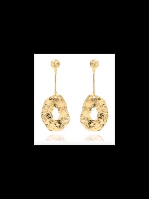 Prime earrings gold