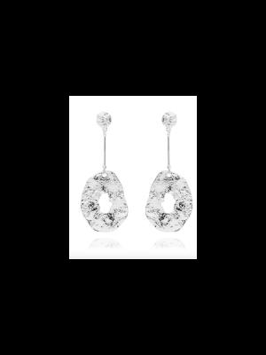 Prime earrings silver