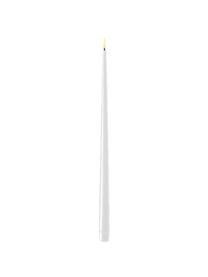 Deluxe Homeart Real Flame LED Kertelys - 2 stk.