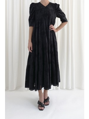 Silla Dress - Black