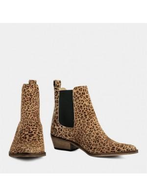 Stella - Leopard beige