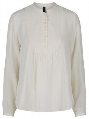 Yassummer bluse - hvid