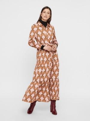 Y.A.S - Gabrielle LS Ankle Shirt Dress