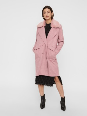YASAMIRA WOOL COAT