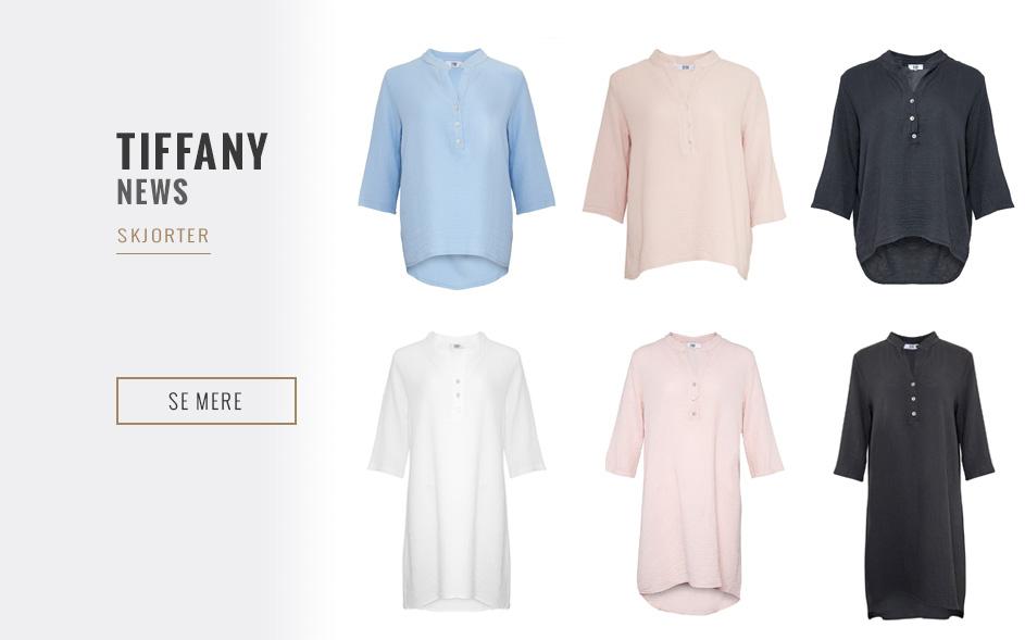 Se vores udvalg af Tiffany