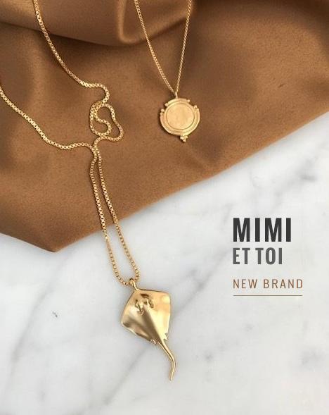 Se vores udvalg af det nye brand Mimi Et Toi
