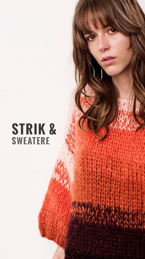 Se vores udvalg af strik og sweatere